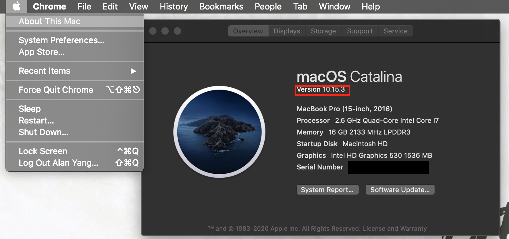 MacOS Instructions 2